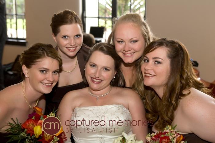 Melinda and the girls