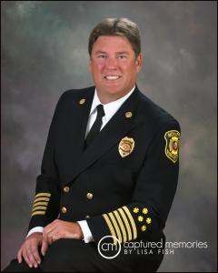 Chief Mark Heine