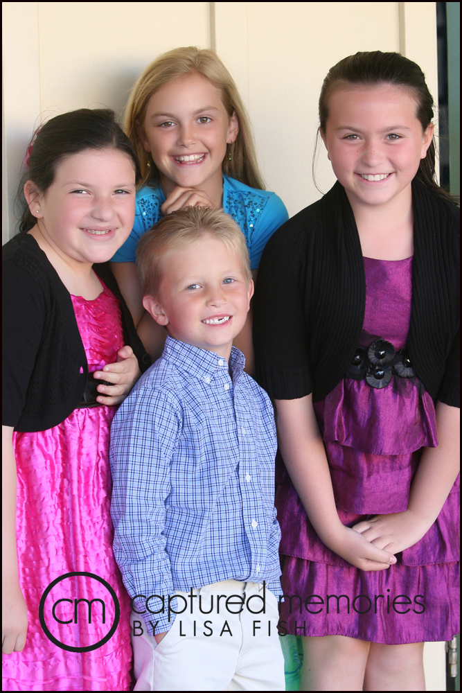 Dylan & the girls