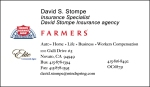 David Stompe Farmers Insurance