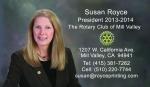 Susan Royce, Royce Printing